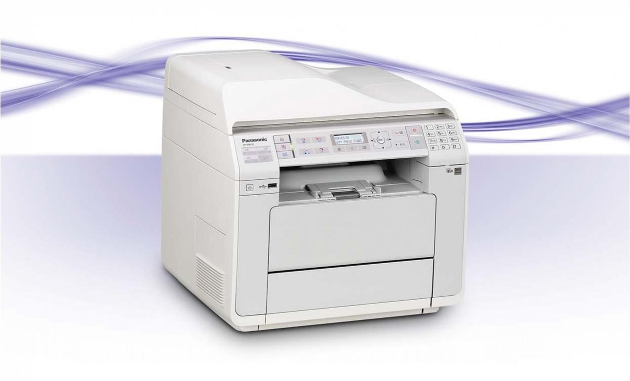 office-partner.de PANASONIC DP-MB310EU Laser-Multifunktionsgerät s/w