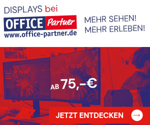 Monitore günstig kaufen - Jetzt bei Office Partner
