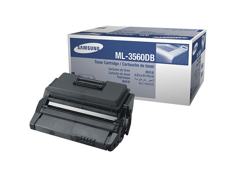 Zubehör Samsung Original ML-3560DB Toner schwarz 12.000 Seiten (ML-3560DB/ELS) für ML-3560, 3561N/ND