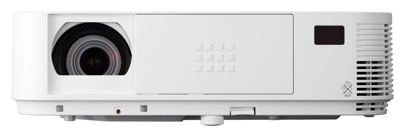 office-partner.de NEC 3D Beamer M322W LCD-Projektor (HD Ready, Composite Video/Audio, VGA/D-Sub, HDMI, USB, Mini Jack, RS232C)